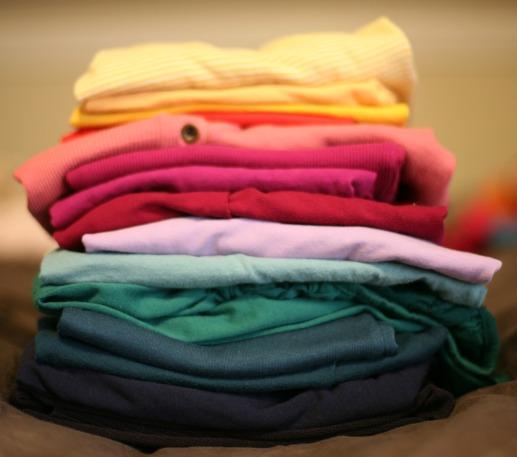 laundry productive winter