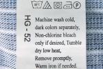 laundry symbol guide