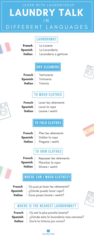 laundry talk