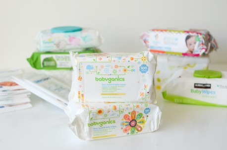 laundry tip baby wipes
